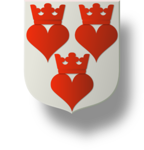 Blason et armoiries famille de Baudreuil
