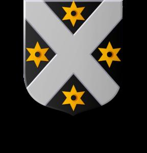 Blason et armoiries famille de Montaignac de Chauvance