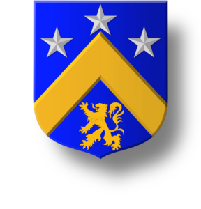 Blason et armories famille Berthier