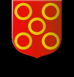 Blason et armoiries famille de Chartongne