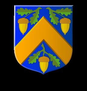 Blason et armoiries famille du Bois de Crancé