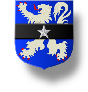Blason et armoiries famille Rampont de Surville