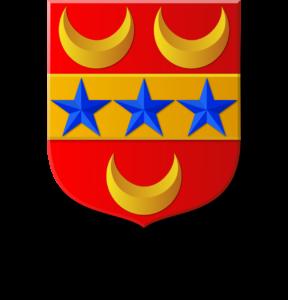 Blason et armoiries famille de Franquetot