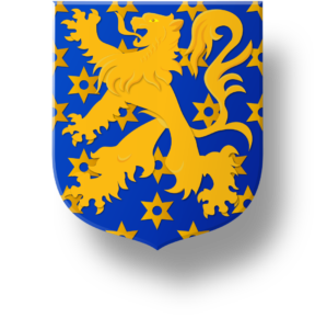 Blason et armories famille de Ligondès