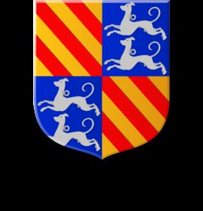 Blason et armoiries famille de La Chièze