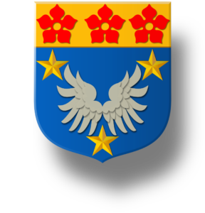 Blason et armoiries famille de Chalmot