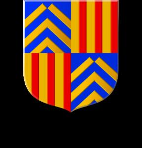Blason et armoiries famille de Clermont d'Amboise