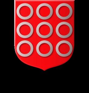 Blason et armoiries famille de Coëtmen