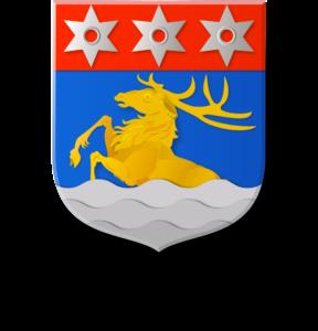 Blason et armoiries famille Huet de Froberville