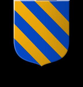 Blason et armoiries famille La Roche du Ronzet