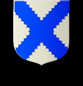 Blason et armoiries famille du Peloux
