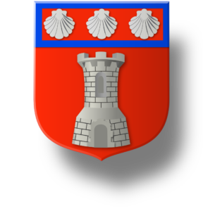 Blason et armoiries famille Brousse de Laborde