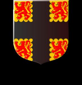 Blason et armoiries famille de Cordouan