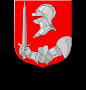 Blason et armoiries famille de Costentin de Tourville
