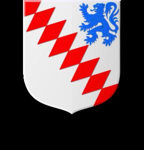 Blason et armoiries famille de Courcillon