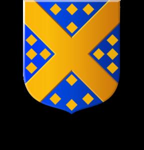 Blason et armoiries famille de Courtavel