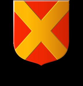 Blason et armoiries famille de Crèvecœur