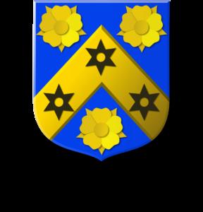 Blason et armoiries famille de Creil de Nancré