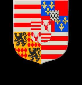 Blason et armoiries famille de Croÿ-Solre