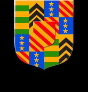 Blason et armoiries famille de crussol d'Uzès