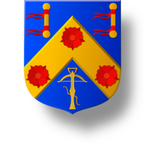 Blason et armoiries famille Gallet