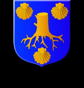 Blason et armoiries famille Bourgault
