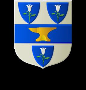 Blason et armoiries famille Delforge