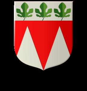 Blason et armoiries famille Figerod