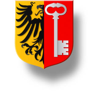 Blason et armoiries famille Genève