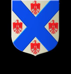 Blason et armoiries famille de Rune