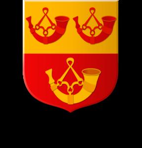 Blason et armoiries famille du Hecquet