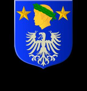Blason et armoiries famille de Corbière