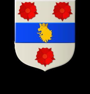 Blason et armoiries famille Robert de Rohecouste