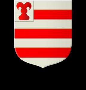 Blason et armoiries famille de Bourbonne