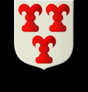 Blason et armoiries famille de Crec'hquérault