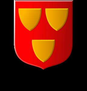 Blason et armoiries famille de Mont-Saint-Jean