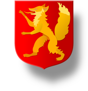 Blason et armoiries famille de Montregnard