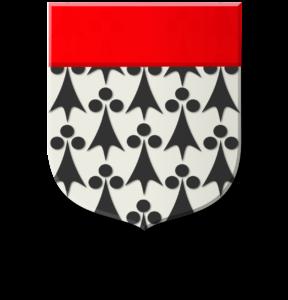 Blason et armoiries famille de Champagné