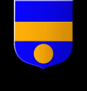 Blason et armoiries famille de La Motte-Fouquet