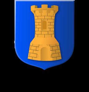 Blason et armoiries famille de la Tour Saint-Lupicin