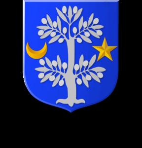 Blason et armoiries famille Le Juge de Segrais