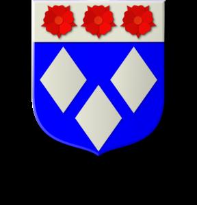 Blason et armoiries famille Le Pelletier de Molandé