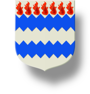 Blason et armoiries famille Maurice