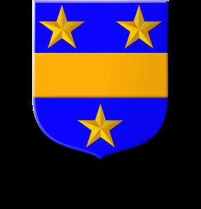 Blason et armories famille Berthet