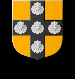 Blason et armoiries famille Bonnivart