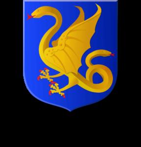 Blason et armoiries famille de Bourgeois