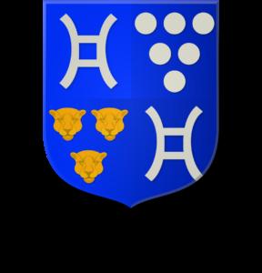 Blason et armories famille Jacobé de Haut de Sigy