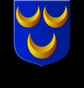 Blason et armories famille de Cadot