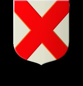 Blason et armoiries famille Châtillon de Dorches
