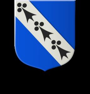 Blason et armoiries famille Collabeau